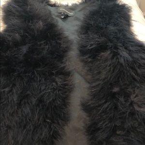 Club Monoco fur vest